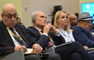 Summit and Economic Forum Russia—Africa